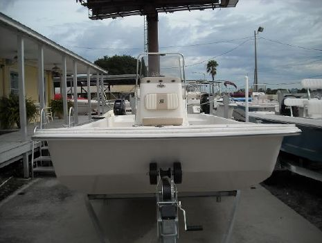 2015 Carolina Skiff 198 Dlx Tunnel