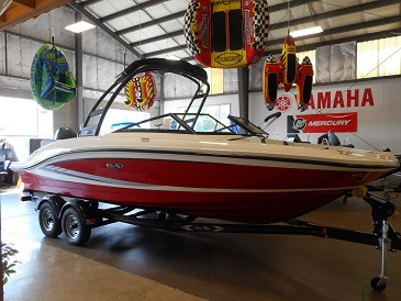 2015 Sea Ray 21 SPX Sport Outboard