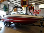 2015 Sea Ray 21 SPX Sport Outboard