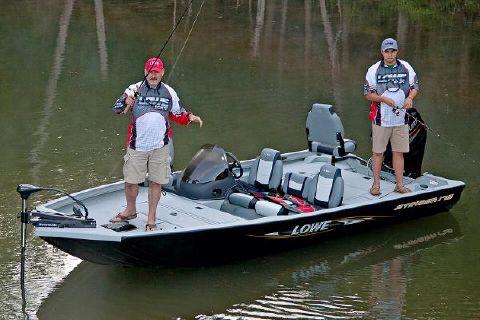 2016 Lowe Stinger 175 Bass Boat
