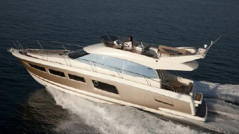 2016 Prestige Yachts 500 Flybridge
