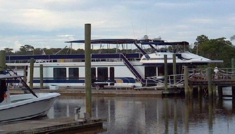 1996 Sumerset Houseboats 75 Houseboat