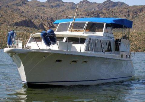 1966 Hatteras 41 TC Motoryacht