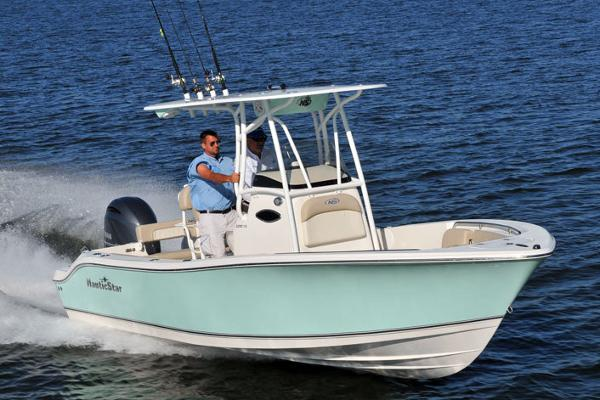2020 NauticStar 22 XS Offshore Manufacturer Provided Image