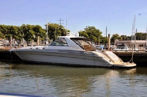 1998 Sea Ray 580 Super Sun Sport