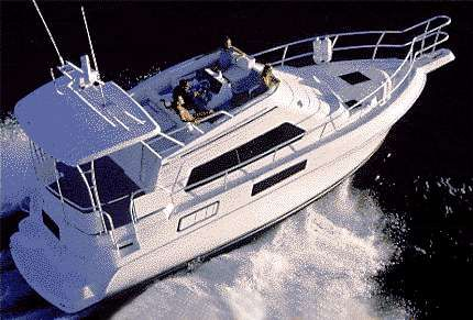 1995 Mainship 37 Motor Yacht Manufacturer Provided Image