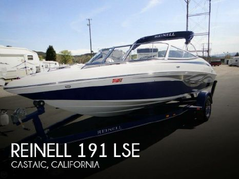 2008 Reinell 191 LSE 2008 Reinell 191 LSE for sale in Castaic, CA