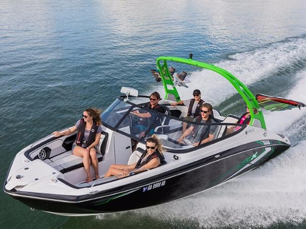 New 2018 Yamaha 212x, Aurora, Or - 97002 - BoatTrader.com