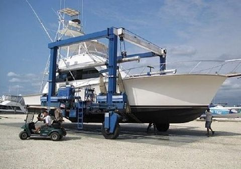 1985 Ocean Yachts 55 Sportfish