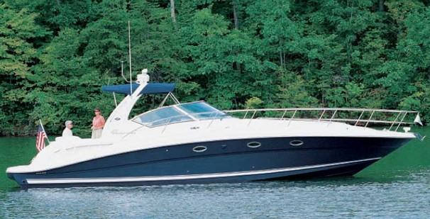 2003 Sea Ray 420 Sundancer Manufacturer Provided Image