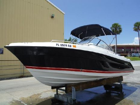 2015 Pursuit 235 Dual Console
