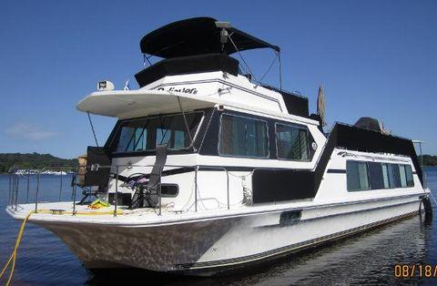1998 Harbor-Master 52 Wide Body