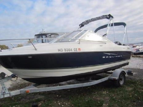 2007 Bayliner Discovery 192