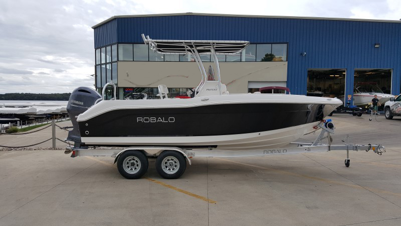 2016 Robalo R200 20 Foot 2016 Robalo Motor Boat In Green