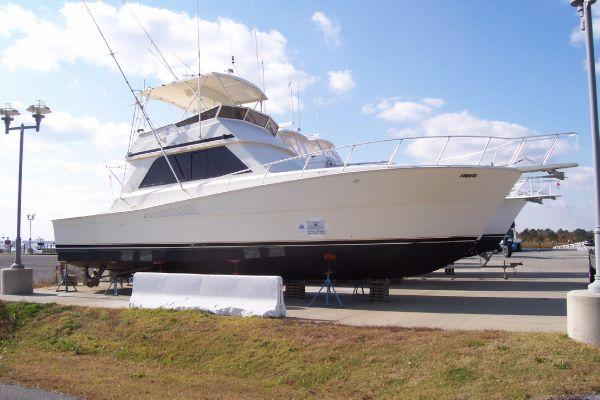1994 Viking Yachts 45 Convertible