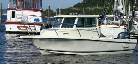 2016 Defiance 220 Admiral NT
