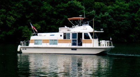 1977 Boatyard Burnscraft