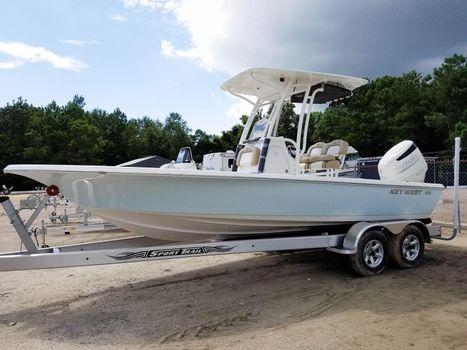 2018 Key West Boats, Inc. 230BR