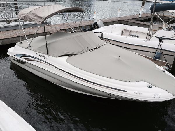 2002 Sea Ray 190