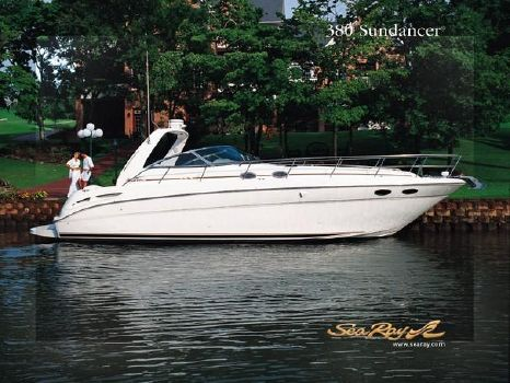 2003 Sea Ray 380 Sundancer Manufacturer Provided Image