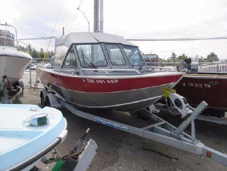 2012 Boulton Powerboats 20' Skiff