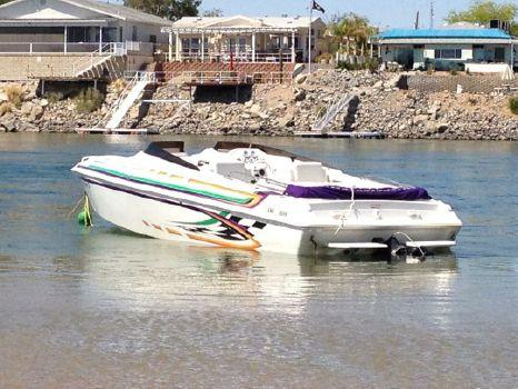 1999 Carrera Boats 228 Twister