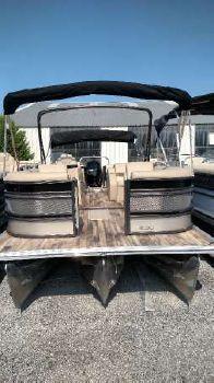 2016 Crest Pontoon Boats Classic 230 SLR2