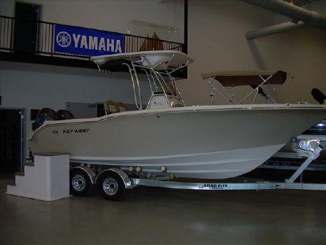 2015 Key West Boats, Inc Center Console 244CC