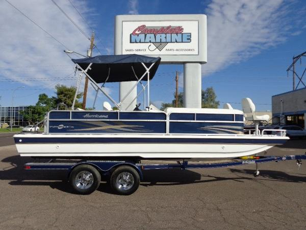 2015 Hurricane FunDeck 226F
