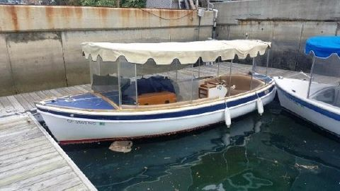1989 Duffy Electric Boat