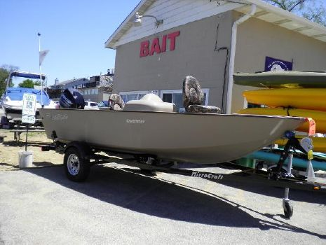 2014 Mirrocraft OUTFITTER - 1616-O