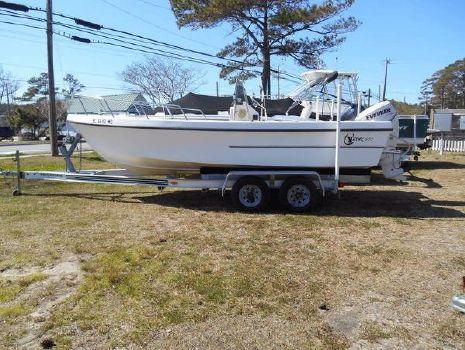 1998 C-hawk Boats 200CC