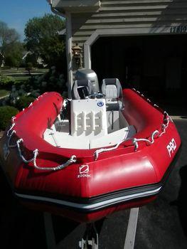 2001 Zodiac Yachtine YL 530