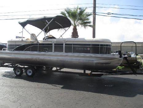 2013 Bennington 2550 GSR