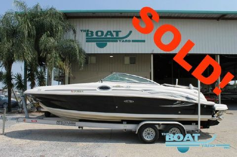 2005 searay 240 Sundeck