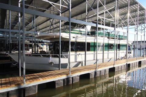 2001 Monticello River 60 River Yacht