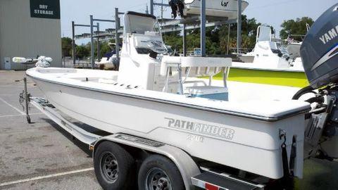 2008 Pathfinder 2200XL