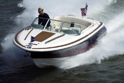 2007 Chris-Craft Corsair 25 Manufacturer Provided Image