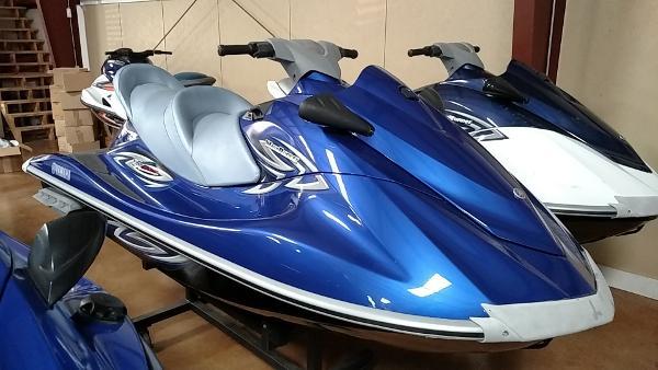 2012 Yamaha VX 110 Deluxe