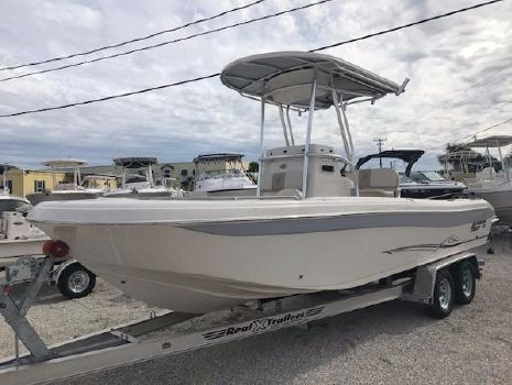 2018 CAROLINA SKIFF 23 Ultra Elite