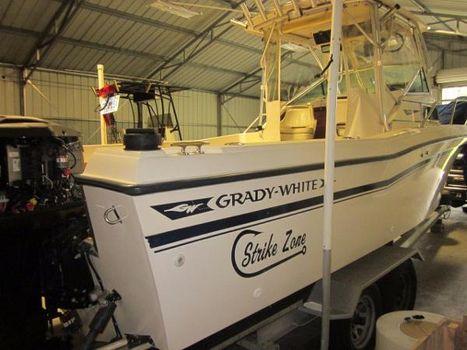 1988 Grady-White 22 Seafarer