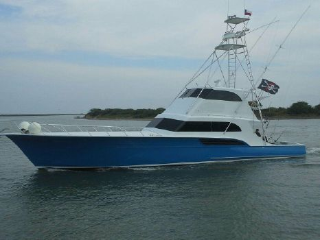 2005 Buddy Davis 68' Sport Fish