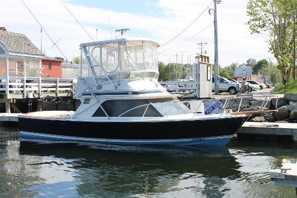 1988 Blackfin 32 Flybridge
