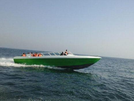 2016 Allmand 1150 Bow Rider Passenger open