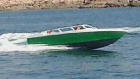 2015 Allmand 2015 Allmand 1150 Bow Rider Passenger open
