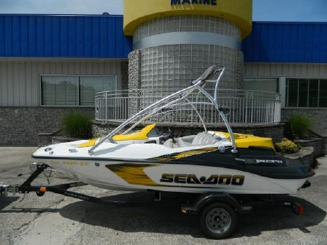 2008 Sea Doo 150 Speedster
