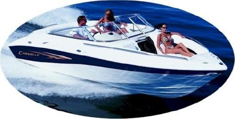 2000 Caravelle 240 Bow Rider