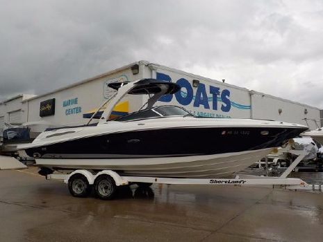 2010 Sea Ray 250 SLX