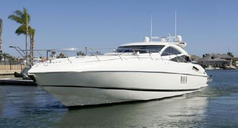 2005 Sunseeker Predator 68 Profile bow