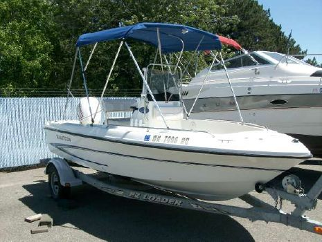 2004 Glastron 16' Center Console